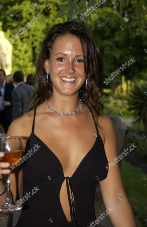Jewellers Boodle & Dunthorpe Held A Summer Evening Soree at Chelsea Physic Garden Chelsea London Uk Alex Pakenham