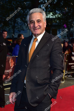 London UK 13th October 2016: Henry Goodman at London Film Festival Premier of Their Finest at Odeon Leicester Square London 13th October 2016 London UK