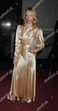 London Evening Standard British Film Awards For 2009 at London Film Museum County Hall Southbank Nathalie Press