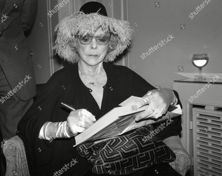 Luncheon at the Dorchester Hotel Lady Diana Cooper