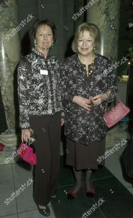 Orion Publishing Party at the Victoria & Albert Museum Brompton Road Rachel Billington with Her Sister Lady Antonia Fraser
