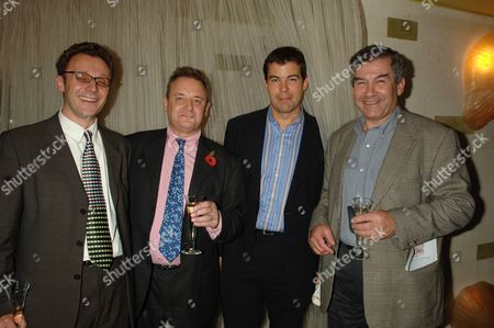 1st Night Party For 'Otherwise Engaged' at Cocoon Regent Street London Mark Rubinstein Lee Menzies Adam Kenwright & Stephen Waley-cohen