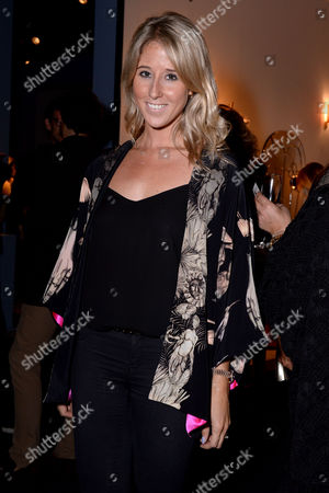 London UK 3rd October 2016: Fawn James Attends Pad London - Collectors Preview at Berkeley Square On the 3rd October 2016