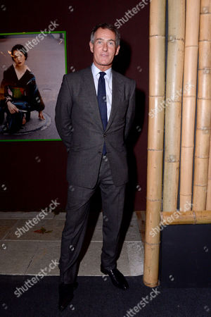 London UK 3rd October 2016: Tim Jefferies Attends Pad London - Collectors Preview at Berkeley Square On the 3rd October 2016
