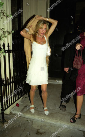 Party After the Wedding at Home House Portman Square Maryam D'abo