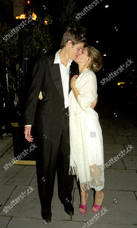 Party After the Wedding at Home House Portman Square the Bride and Groom Zac Goldsmith and Sheherazade Ventura-bentley Leave Their Party at 3am