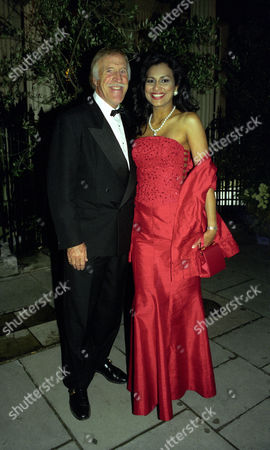 Editorial picture of Party After the Wedding of Zac Goldsmith to Sheherazade Ventura-bentley at Home House, Portman Square - 06 Jun 1999