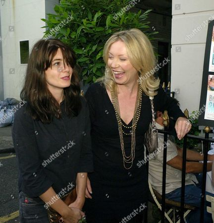 Party For the Book Launch of 'Beach Babylon' at Beach Blanket Babylon Ledbury Road Claudia Winkleman Kirsty Young