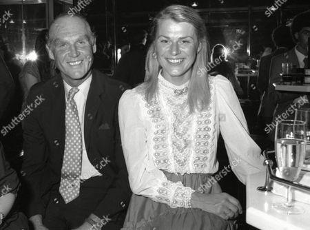 Polo Dinner at Stringfellows Major Ronald and Susan Ferguson
