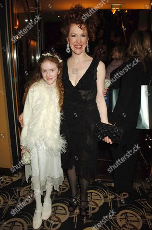 Premiere Afterparty For 'The White Countess' at China Tang the Dorchester Hotel Madeleine Daly with Her Mother Madeleine Potter