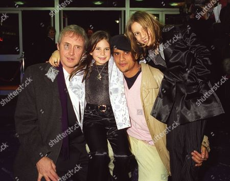 Premiere of 'Hideous Kinky' at the Odeon Leicester Square Director Gillies Mackinnon with Cast: Said Taghmaoui Bella Riza and Carrie Mullan