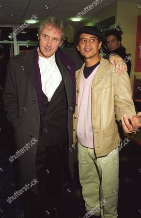 Premiere of 'Hideous Kinky' at the Odeon Leicester Square Director Gillies Mackinnon and Said Taghmaoui