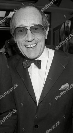 Stock Picture of 1980 Premiere of 'Mc Vicar' Ian Hendry
