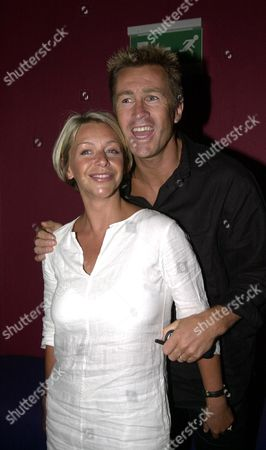 Premiere of 'Snatch' at the Odeon Leicester Square and Afterparty at Rock Leslie Ash and Lee Chapman