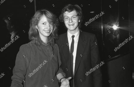 Stock Picture of Premiere of 'So Fine' at the Warner West End and Afterparty at Valbonne Sabrina Guinness with Her Brother Hugo Guinness