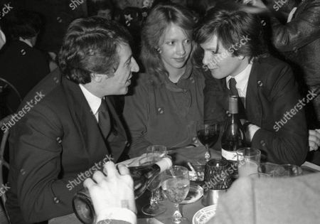Editorial photo of Premiere of 'So Fine' at the Warner West End and Afterparty at Valbonne - 11 Jan 1982