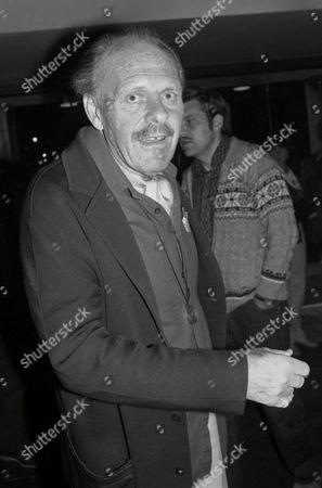 1980 Premiere of 'The Survivor' at Haymarket Terry Thomas