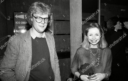 Stock Image of 1984 Premiere of 'To Be Or not to Be' at the Odeon Haymarket Lalla Ward