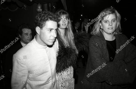 Birthday Party at Annabel's Nightclub Berkeley Square Viscount David Linley and Susannah Constantine