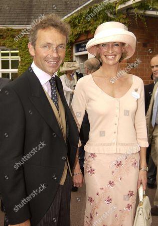 Royal Ascot 1st Day John Francombe with Kim Bailey