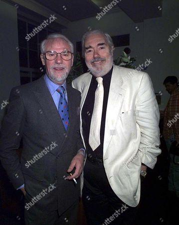 Royal Television Soc Hall of Fame Ray Galton and Alan Simpson