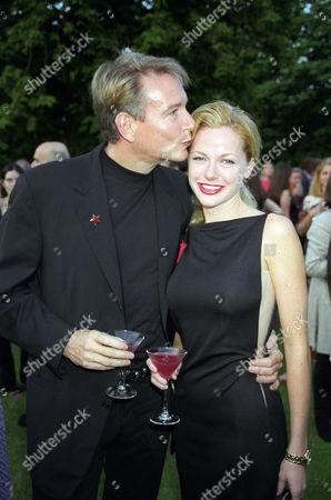 Serpentine Summer Party at the Serpentine Gallery Thomas Kramer with Anouska De Georgiou