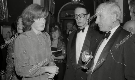 Sotherbys Auction House Robert Fellowes with His Wife Lady Jane Spencer