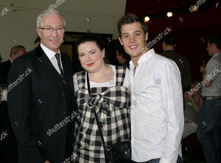 Strictly Gershwin at the Royal Albert Hall Celebrity Gala Matinee Paul O'grady with Leanne Jones Ben James-ellis