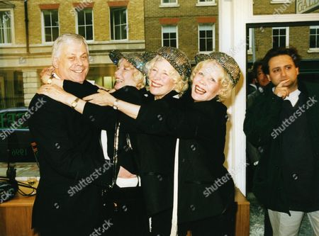 Editorial image of Terry Major Ball Party For the Publication of His Book 'Major Major' - 24 May 1996