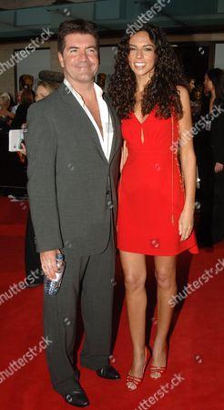 The 2006 British Academy Television Awards (bafta) at the Grosvenor House Hotel Simon Cowell & Teri Seymour