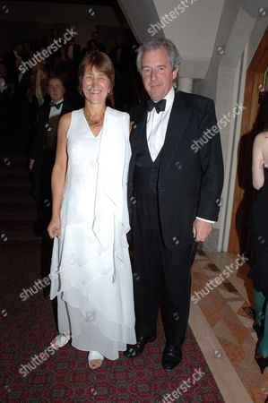 The Man Booker Prize at the Guildhall London Lord & Lady Waldegrave