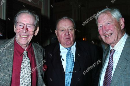 The Oldie of the Year Awards Lunch at Simpsons in the Strand Peter O'toole Ned Sherrin &