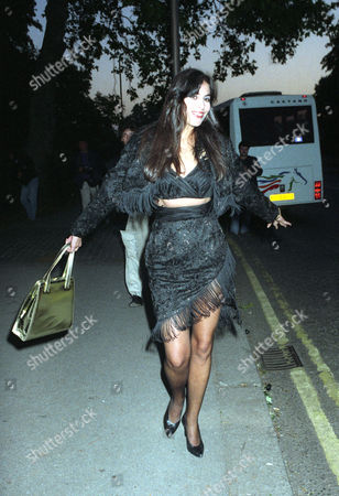 the Rolling Stones 'Steel Wheels Tour' End of Tour Party at the Serpentine Gallery Hyde Park Julie Anne Friedman