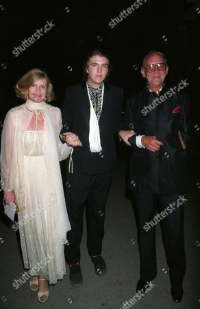 the Rolling Stones 'Steel Wheels Tour' End of Tour Party at the Serpentine Gallery Hyde Park Lady Anne Glenconner Christopher Tennant and Michael Selz