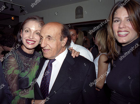 Party at San Lorenzo Jack Dellal with His Wife Ruanne