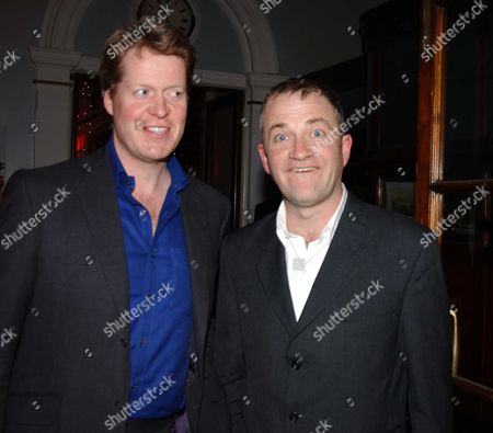 Charles Earl Spencer and Harry Enfield