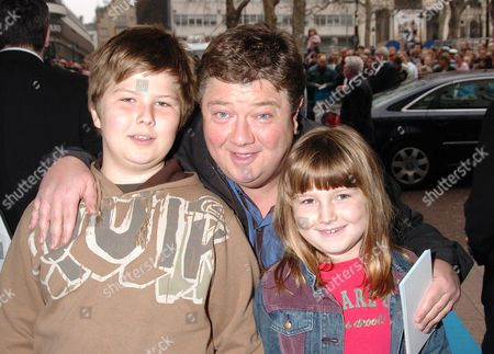 The World Premiere of 'Valiant' at the Odeon Leicester Square London Jono Coleman & Children