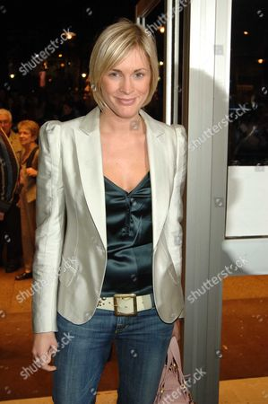 The Bfi London Film Festival the Times Gala Screening of Walk the Line at the Odeon Westend Leicester Square London Jenny Falconer