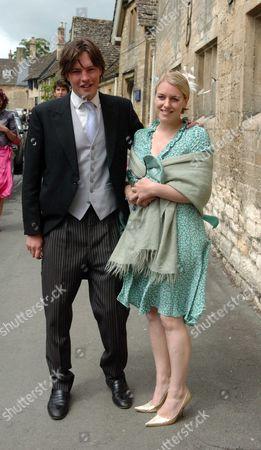 Van Custem- Astor Wedding at Burford Oxfordshire Laura Parker Bowles & Partner