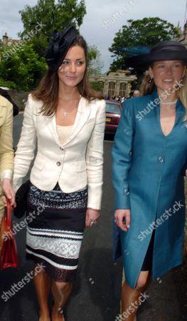 Van Custem- Astor Wedding at Burford Oxfordshire Prince William Friend Kate Middleton