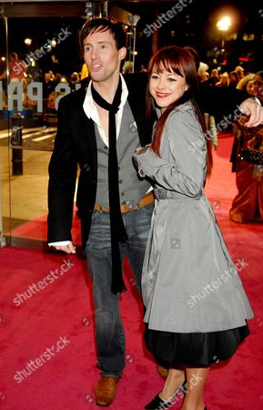 World Charity Premiere in Aid of Marie Curie Cancer Care and the Fifth Trust For 'Music and Lyrics' at the Odeon Leicester Square Ian Watkins and Lisa Scott-lee