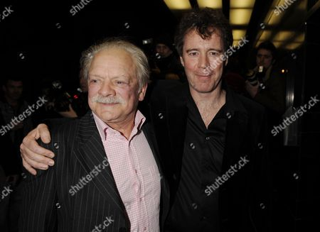 World Premiere of the Television Programme 'The Colour of Magic' at the Curzon Mayfair David Jason and the Director Vadim Jean
