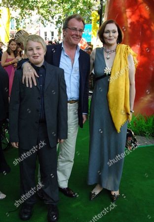 The Uk Premiere of 'Charlie and the Chocolate Factory' at the Odeon Leicester Square Tessa Dahl