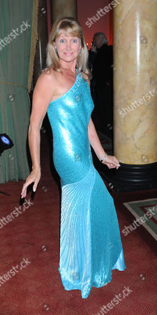 Press Night Party For 'Gone with the Wind' at the Waldof Hotel Aldwych London Jan Leeming