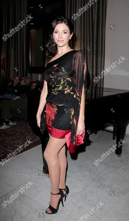 'Legally Blonde - the Musical' Gala Afterparty at the Waldorf Hotel Aldwych Caroline Keiff (vivienne Kensington)