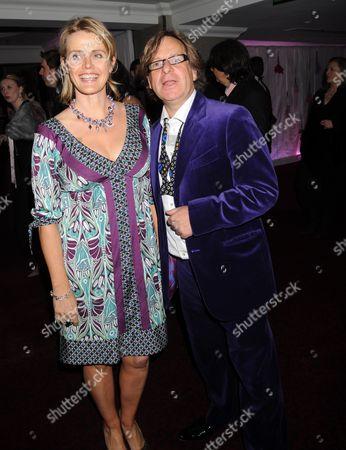 50th Bafta Television Awards Afterparty at the Grosvenor House Hotel Mark Borkowski