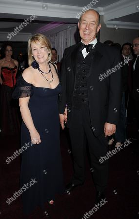 50th Bafta Television Awards Afterparty at the Grosvenor House Hotel Roy Marsden