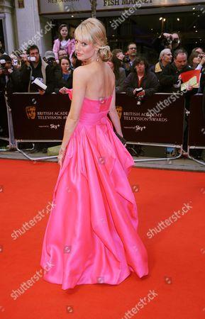 50th Bafta Television Awards at the London Palladium Tess Daley
