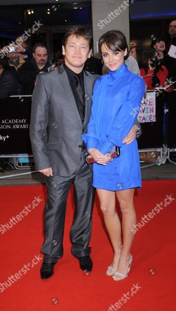 50th Bafta Television Awards at the Palladium Sid Owen