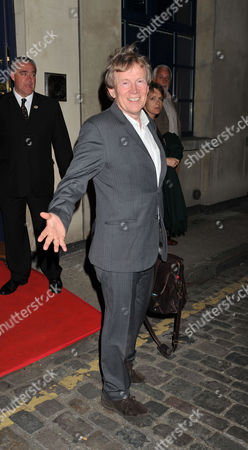 Afterparty For Is' Anybody There' at the Magic Circle Euston London Duncan Heath